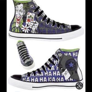 ♠️♥️🃏DC Comics x Converse Batman Vs Joker 🃏♥️♠️